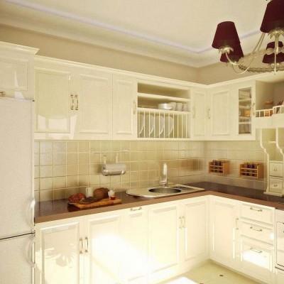 Дизайн проект кухни 9 метров кв в классическом стиле от компании НОВЫЙ КРЫМ - new.crimea.com