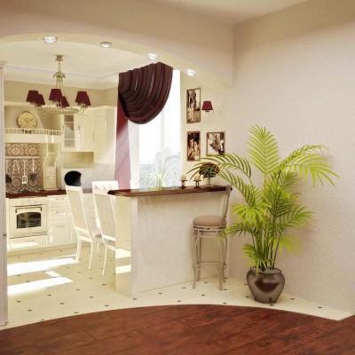 Проект дизайн кухни 9 метров - new.crimea.com