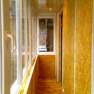 Галерея ремонты балконы - дом под ключ в крыму, строительная.