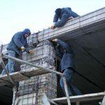 Усиление конструкций зданий